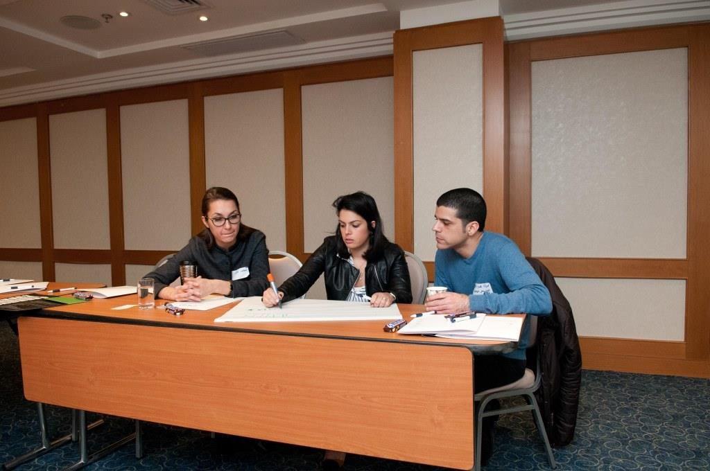 הכשרת מנהלים בגישת הניהול של שיטת אימ מרץ 2017 ד