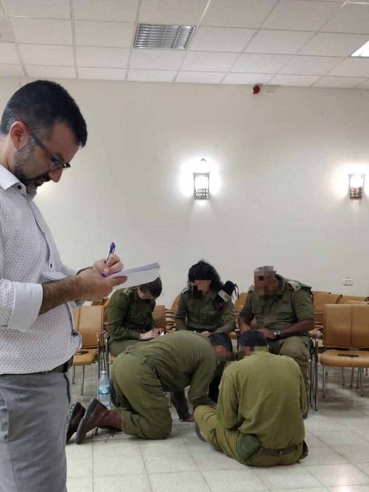 תוכנית אימ.פקט בצבא הגנה לישראל. ניהול ומנהיגות בשיטת אימ