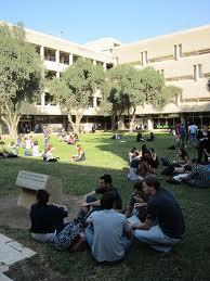 אוניברסיטת בן גוריון ואיש האכוהול
